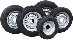 Jantes de roues 140 km/h